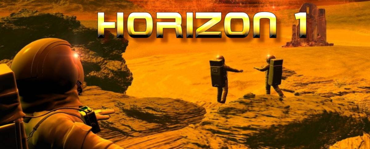 horizon 1-Boombox 2 3d gyello-orange big shadow