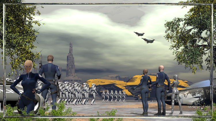 future cops 3 - observing the 304th trooper unit-x-framed-x